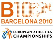 European Championships 2010 logo