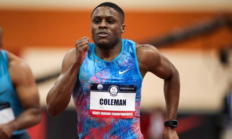 Christian Coleman - United States